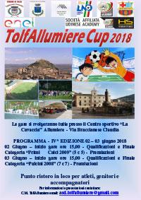 Torna la TolfAllumiere Cup
