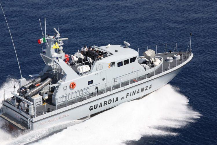 Santa Marinella, tratti in salvo due diportisti danesi