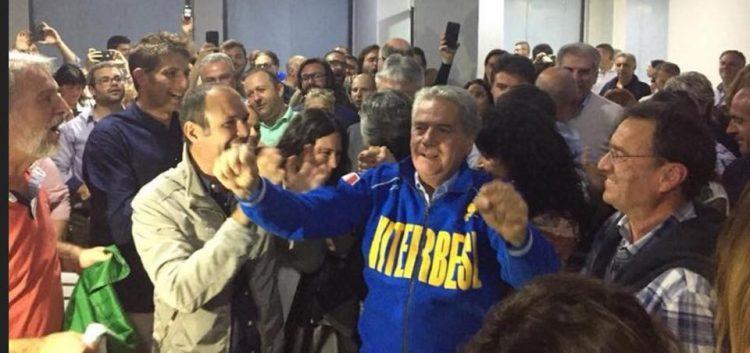 Giovanni Arena (51,09%) è il nuovo sindaco di Viterbo