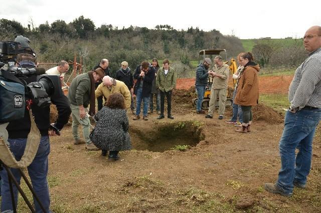 A Vulci scoperta una tomba risalente all'ottavo secolo a.C.