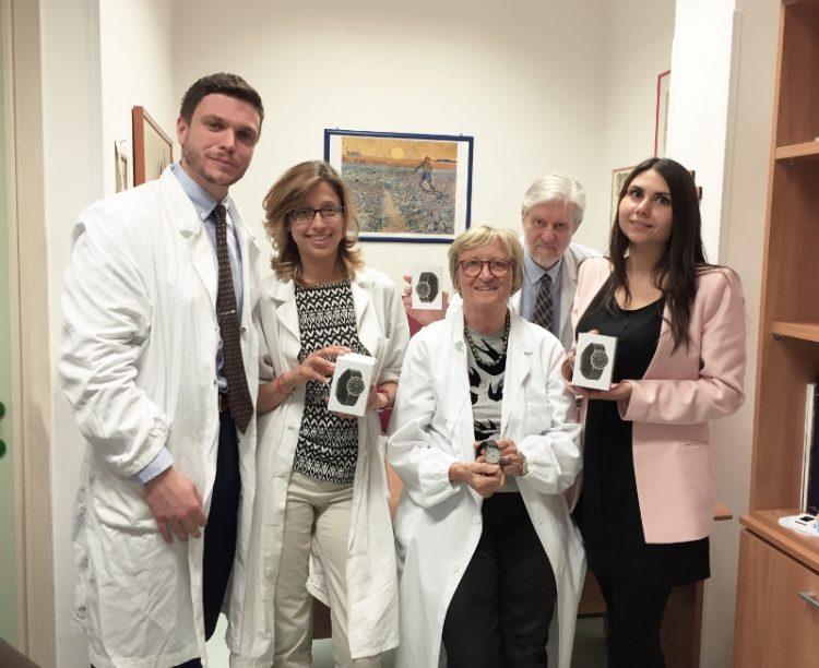 Il Leo Club dona Gps per i malati di Alzheimer