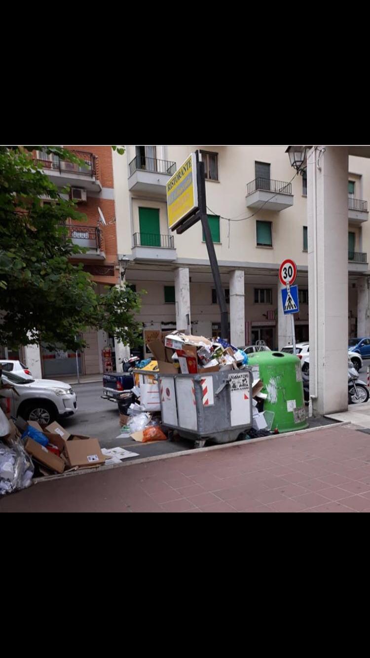 Degrado, Giacomini: ''Civitavecchia città da salvare''