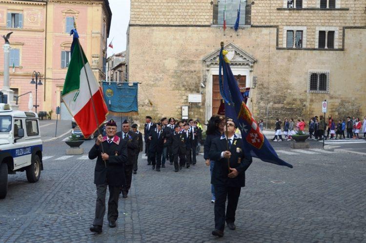 Studenti di Tarquinia protagonisti del 4 novembre