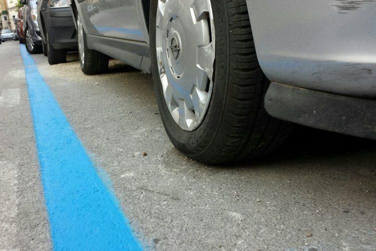 «Ladispoli, diversamente abili: parcheggi gratuiti sugli stalli blu»