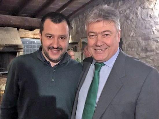 Fusco: ''Porterò Matteo Salvini a Tarquinia''