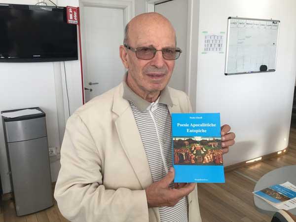 """""""Poesie apocalittiche europiche"""": Paolo Giardi presenta la sua nuova opera"""