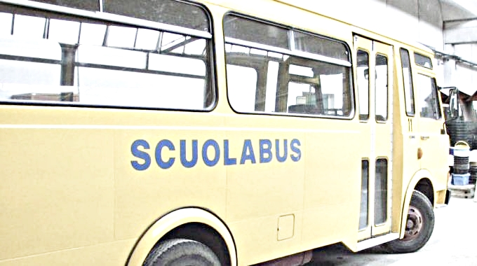 Trasporto scolastico, domande entro il 31