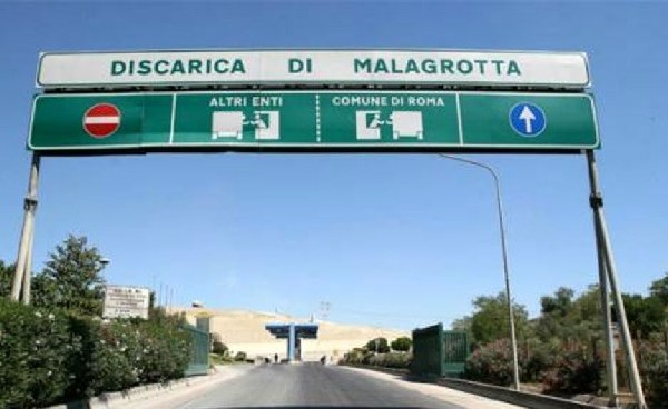 Montino: «No a Malagrotta»