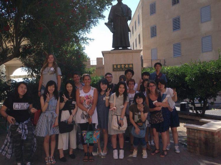 Civitavecchia ospita una delegazione giapponese
