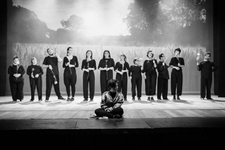 """Emozioni al Traiano con lo spettacolo finale de """"L'Arte nel cuore"""""""