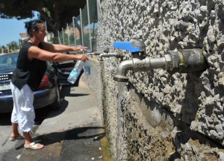 Acqua, revocata l'ordinanza
