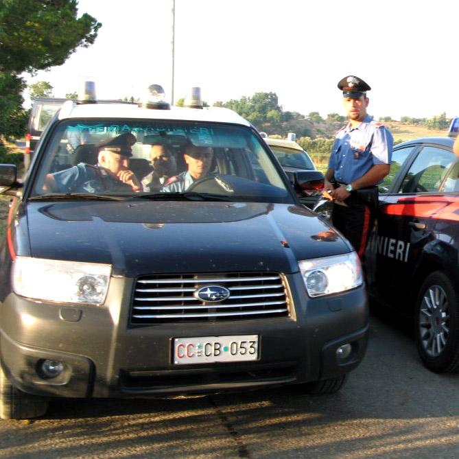 Tenta furto: arrestato a Tarquinia pericoloso latitante