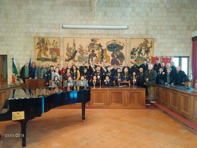 Tarquinia, delegazione maltese in visita in città