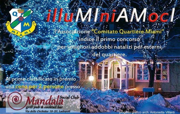 Al Miami arriva ''IlluMiniAmocI''