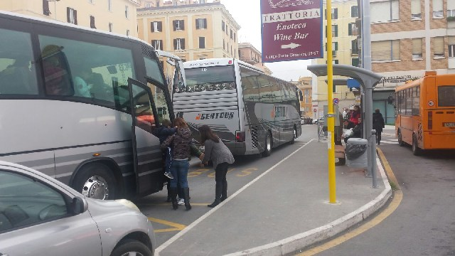 Bus in città: trattamenti diversi a seconda delle ditte