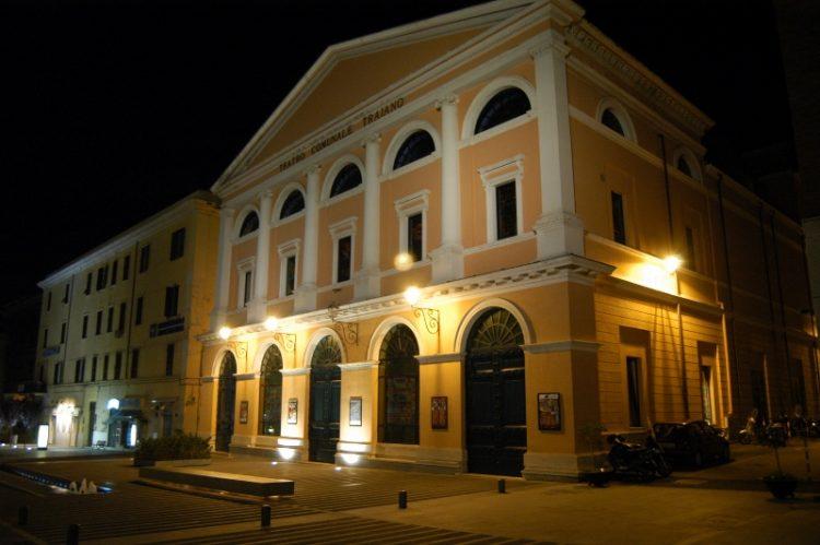 Teatro Traiano: via alla grande stagione