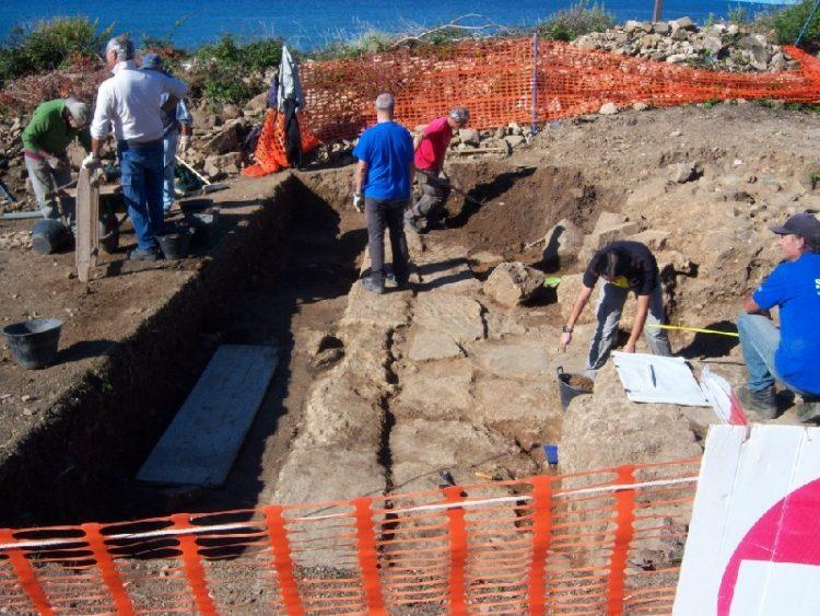 Iniziativa a favore del monumento naturale dell'antica Pyrgi