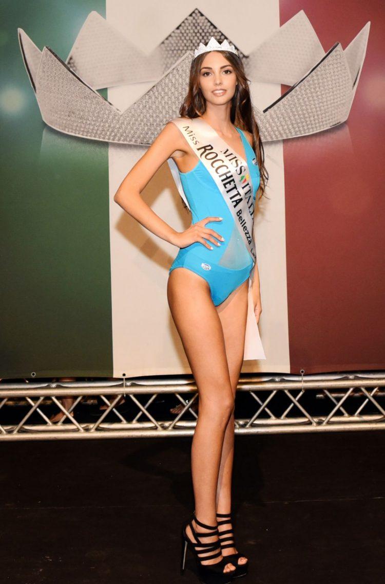 La civitavecchiese Sara Gaudenzi vince le selezioni regionali di Miss Italia