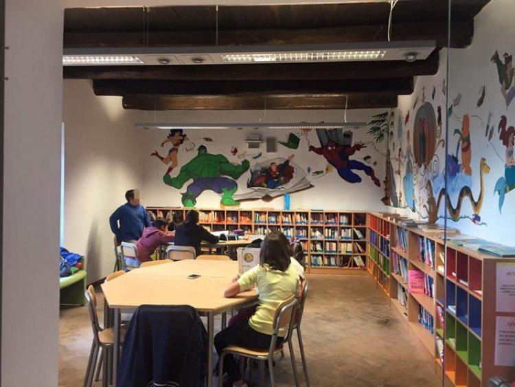 La biblioteca di Montalto riferimento per i ragazzi