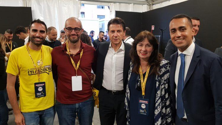 """""""Italia 5 Stelle"""": anche Cozzolino al Circo Massimo"""