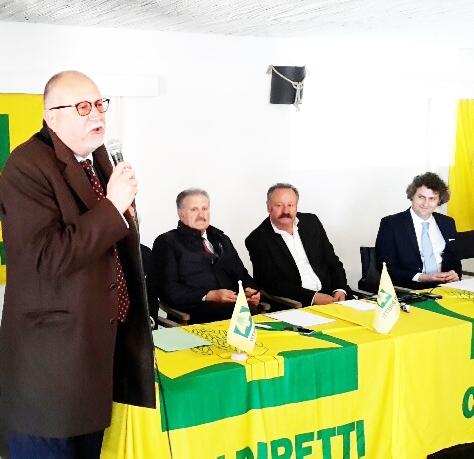 Coldiretti, presentato il progetto medico Sprint