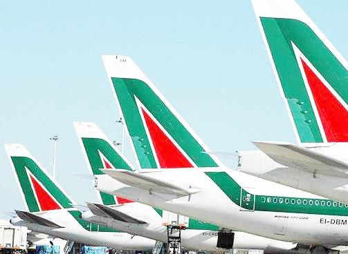 Assemblea pubblica sull'Alitalia