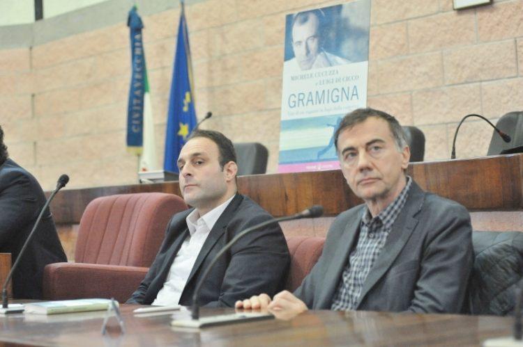 """""""Gramigna"""" sbarca anche al Salone della Giustizia"""