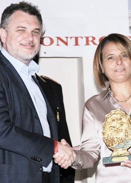 Premio Città di Fiumicino ''Contro tutte le mafie''