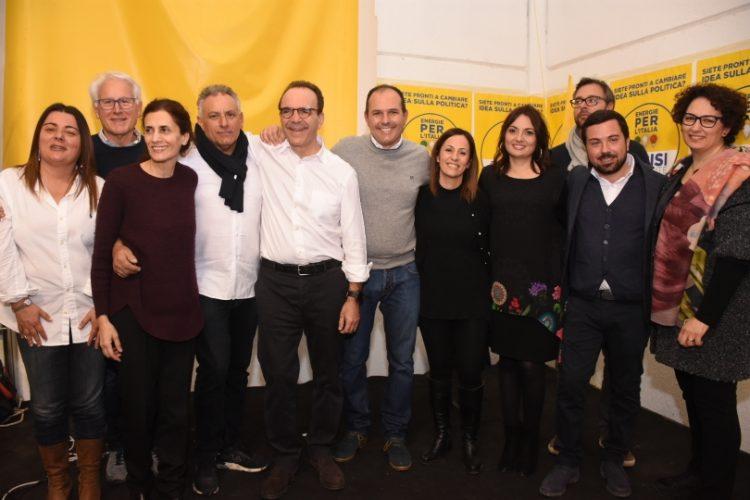 ''Torneremo grandi'': lo slogan di Parisi passa per Pescia Romana