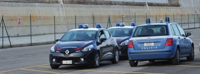 Estorsione: blitz di Polizia e carabinieri