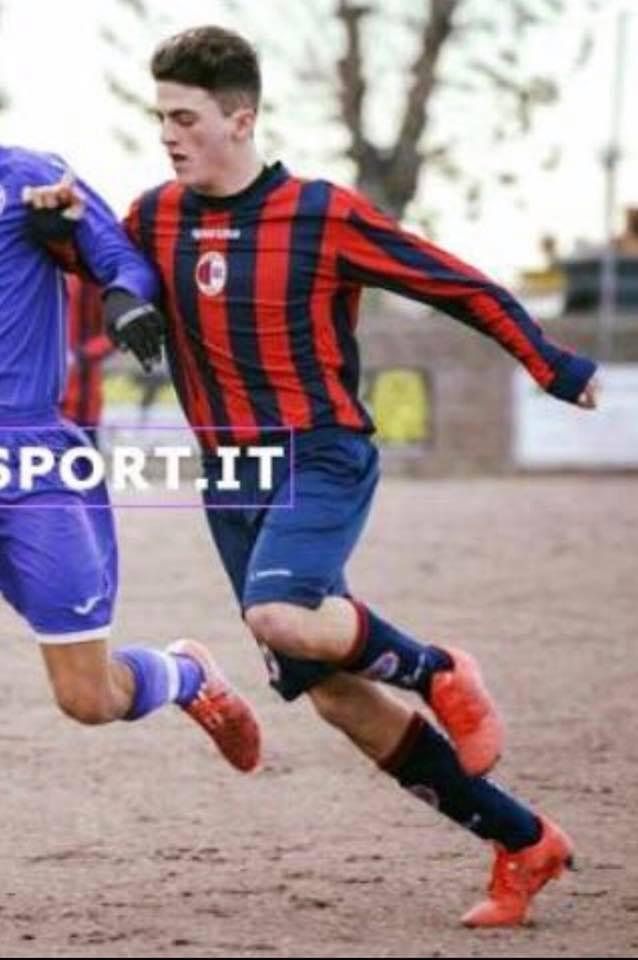Csl Soccer: arriva la firma del classe 2000  Davide De Fazi