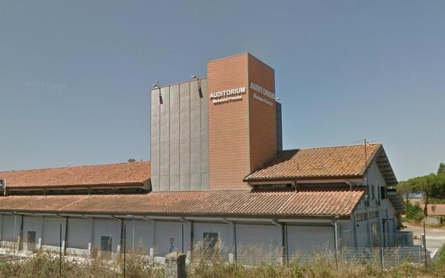 Auditorium Massimo Freccia, la riapertura forse entro la fine dell'anno