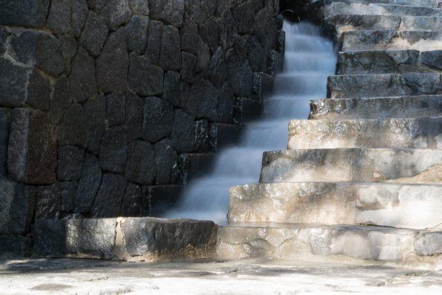 Le acque delle terme di Poseidon (foto Antonio La Malfa)