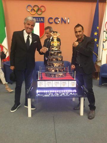 Nino Benvenuti: ''Marsili è un pugile d'altri tempi''