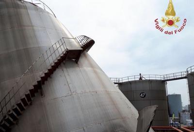 Esplosione al porto di Livorno: morti 2 operai