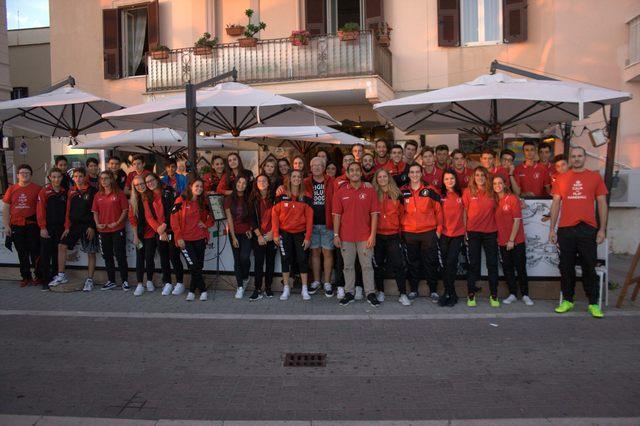 La Flavioni presenta la prima squadra e le tante giovanili