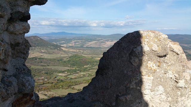 Autunno dalla Rocca di Tolfa (Gianfranco Nitti)