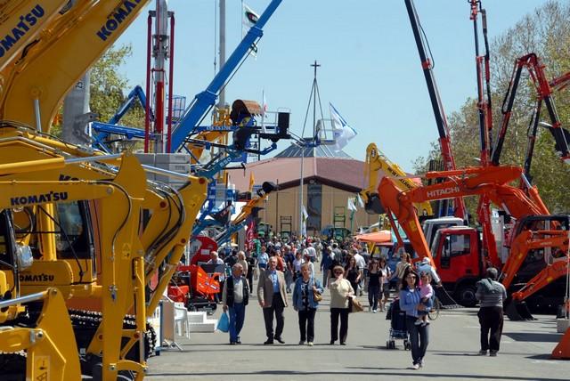 La Asl alla Mostra mercato delle macchine agricole di Tarquinia