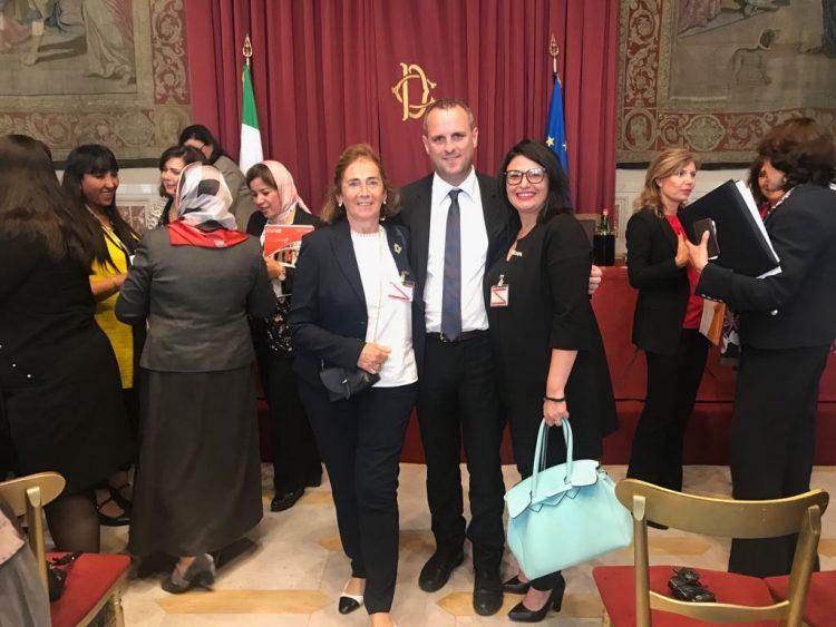 Uguaglianza di genere: Fidapa a Montecitorio con Battilocchio