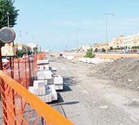 """""""Viale Traiano, un cantiere aperto e abbandonato"""""""