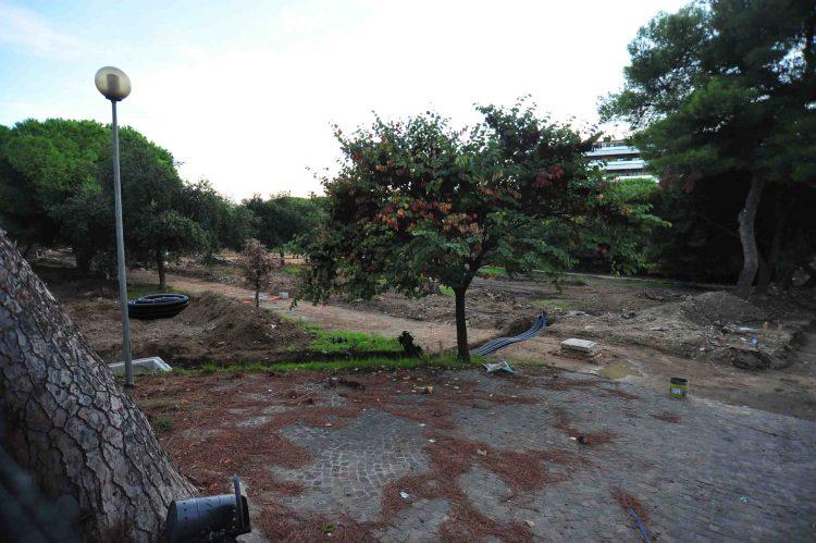 Parco della Resistenza, Cozzolino: ''Il grosso è già stato fatto''