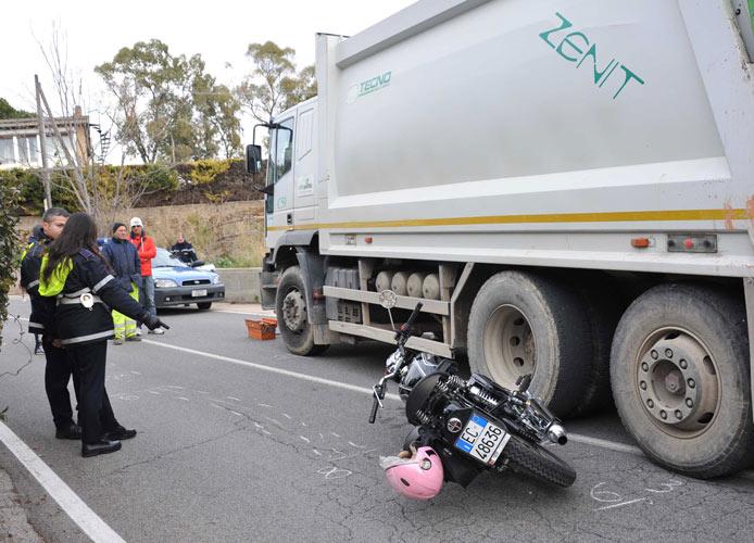 L'autista indagato per omicidio colposo