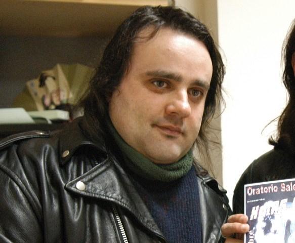 È morto Peppe Caleo: artisti civitavecchiesi in lutto