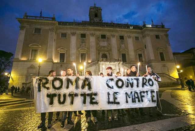 Anche S. Marinella alla manifestazione contro le mafie