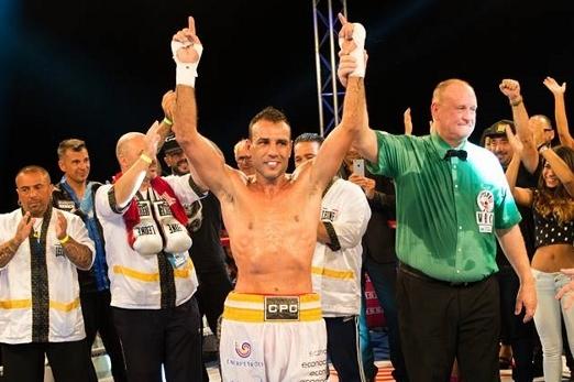 Emiliano Marsili entra nella classifica del Transnational Boxing Ranking Board