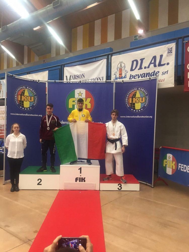 Paolo Migliori campione non solo sul tatami