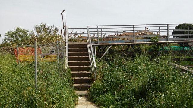 Ponte sul Sanguinara: ancora nulla di fatto