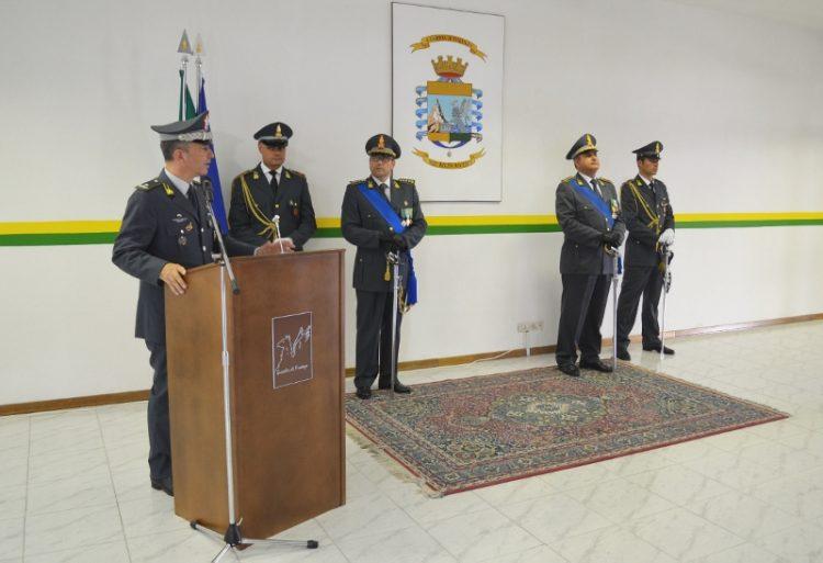 Finanza, il colonnello Giosuè Colella è il nuovo comandante provinciale