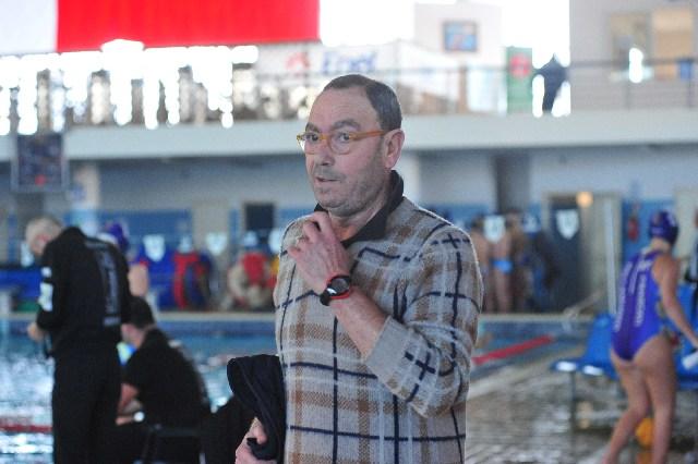 Coser sconfitta nella vasca della Roma Racing