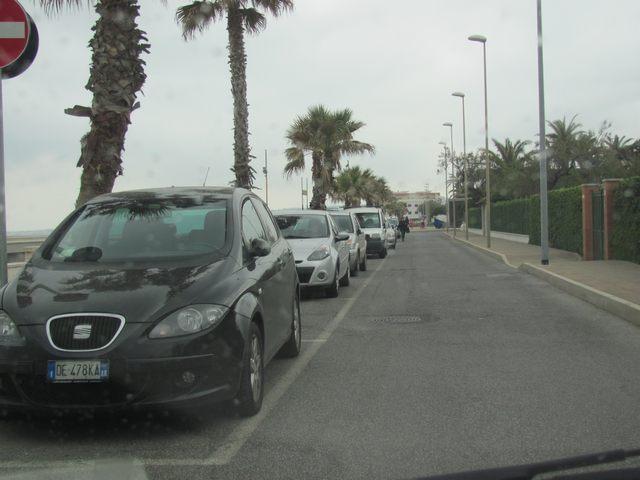 S. Severa, riapre via Cartagine: niente più problemi su lungomare Pyrgi
